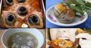 Çinlilerin yediği akılalmaz şeyler!