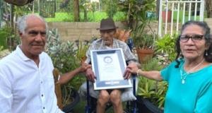 Guinness, Yaşayan en yaşlı erkeği açıklandı