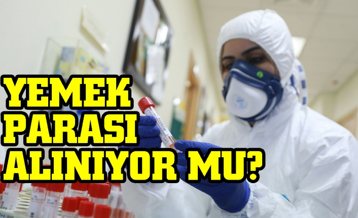 CHP'li Kasap'ın iddiası: Kütahya'da sağlık çalışanlarından yemek ücreti alınıyor