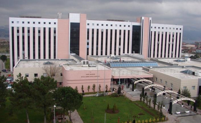 Kocaeli'de 4 hastane hasta kabulüne başlıyor