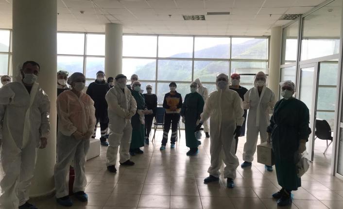 Sağlık Müdürlüğü Yöneticileri Pandemide Aktif Rol Alıyor