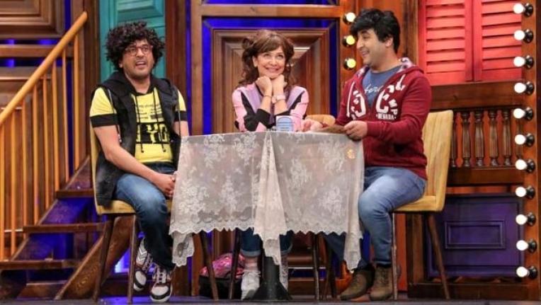 Güldür Güldür Show'da yaprak dökümü!