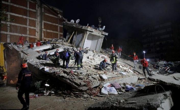 Başhekim yardımcısı İzmir depreminde babasını kaybetti