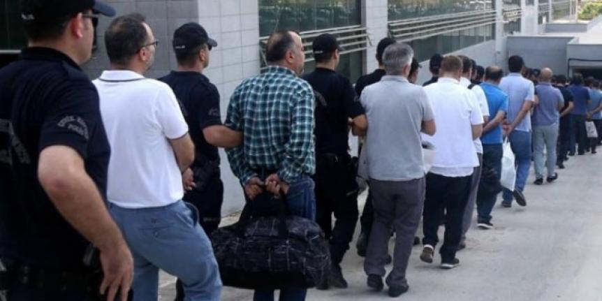 'İhaleye fesat karıştırma' operasyonunda 34 kişi serbest