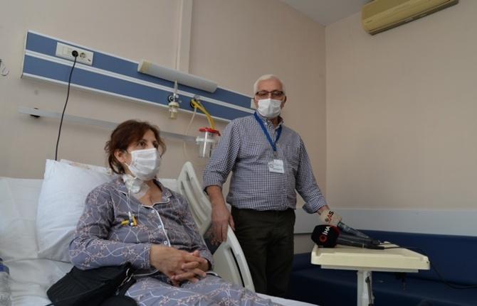 BUÜ Hastanesinde 'ilk yapay kalp nakli' başarıyla gerçekleştirildi