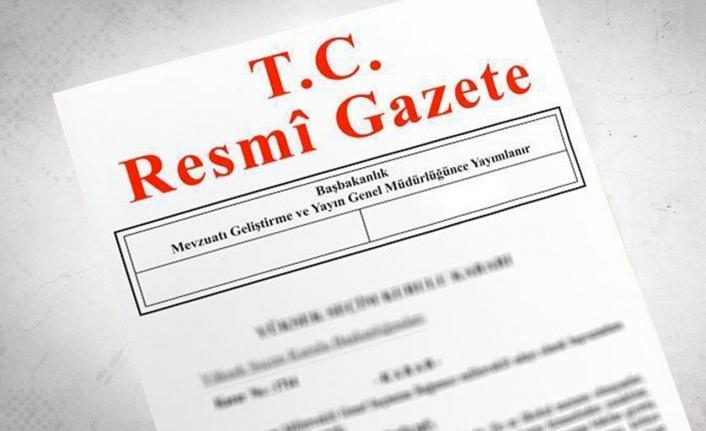 Çok sayıda atama kararı Resmi Gazete'de yayımlandı