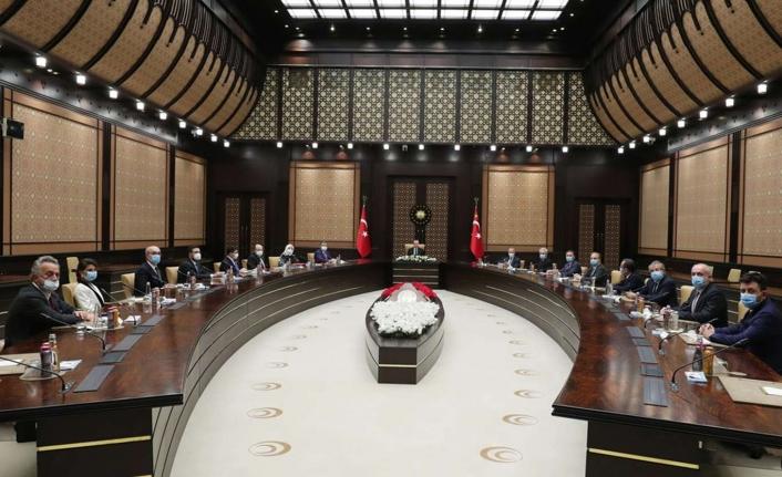 Erdoğan, Özel Hastaneler ve Sağlık Kuruluşları Derneği üyeleriyle görüştü