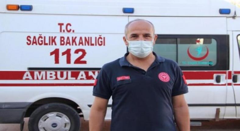Koronavirüsü Yenen Ambulans Şoförü: Çok Acı Çektim, Ölümü Hissettim