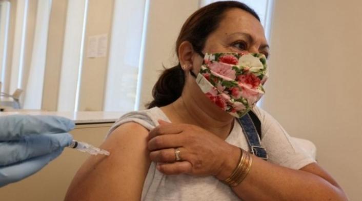 Aşı olan 20 kişiye korona şoku!