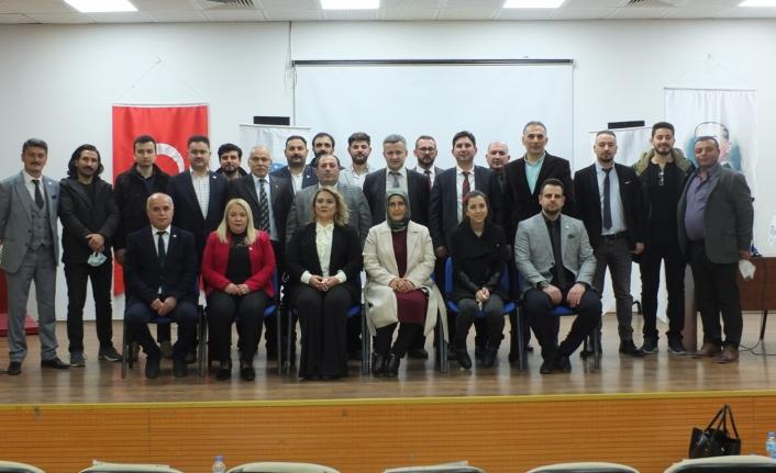 Mil Sağlık Sen Ankara Şubesi Genel Kurulunu Yaptı