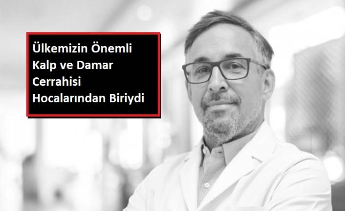 Prof. Dr. Ergenoğlu koronavirüs nedeniyle hayatını kaybetti