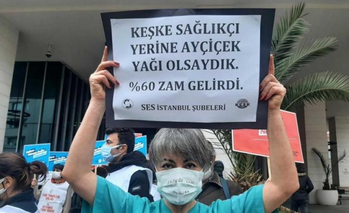 3 Kuruş Ek Ödeme Verilen Sağlıkçıdan Binlerce Lira Geri İsteniyor