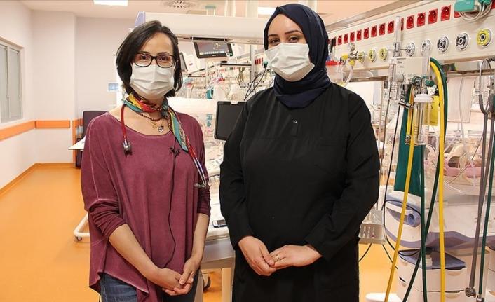 Arzucan Hemşire:  Bir kronik yorgunluk var, hiç geçmiyor