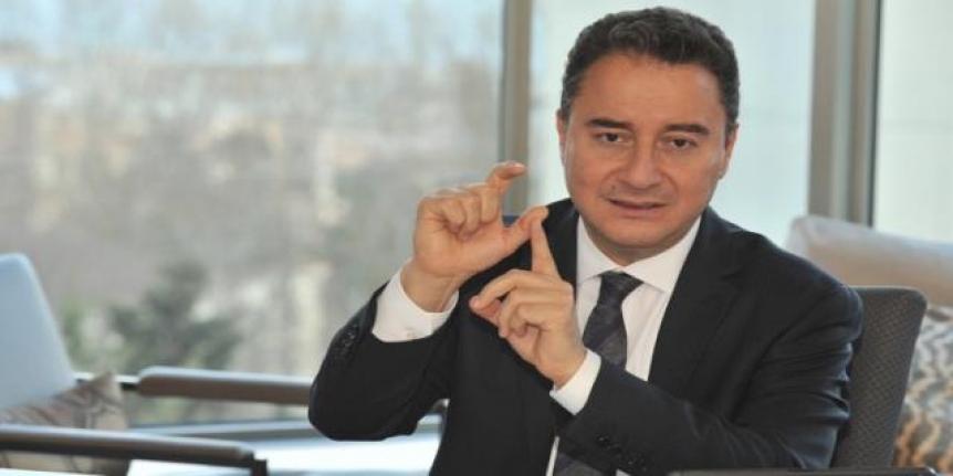 Babacan tarih verdi: Erdoğan erken seçime gitmek zorunda