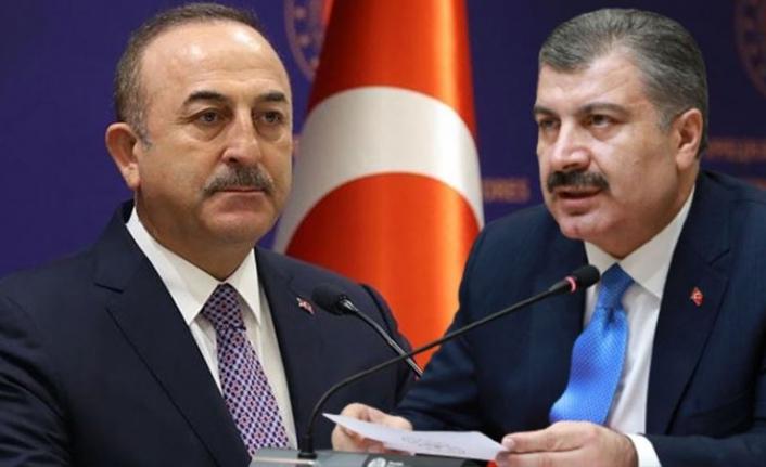 Çavuşoğlu: Sağlık Bakanı İle Rusya'ya Gideceğiz