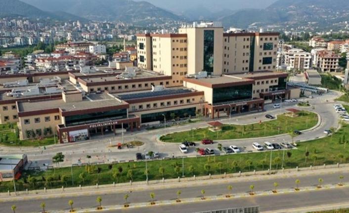 Eğitim ve Araştırma Hastanesi'nde sular durulmuyor!