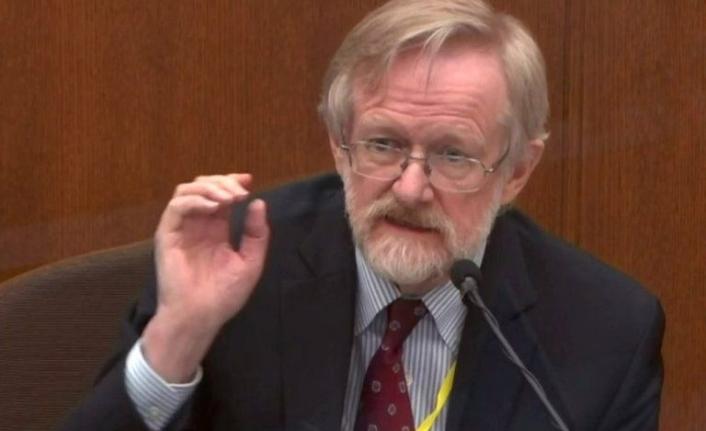 George Floyd davasında doktor ifade verdi: 'Ölüm nedeni oksijen yetersizliği'