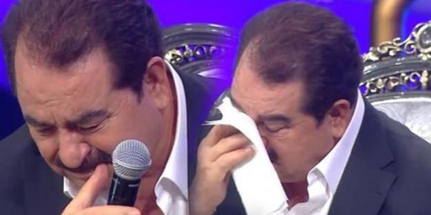 İbrahim Tatlıses gözyaşlarını tutamadı: Allah'ım sesimi geri ver