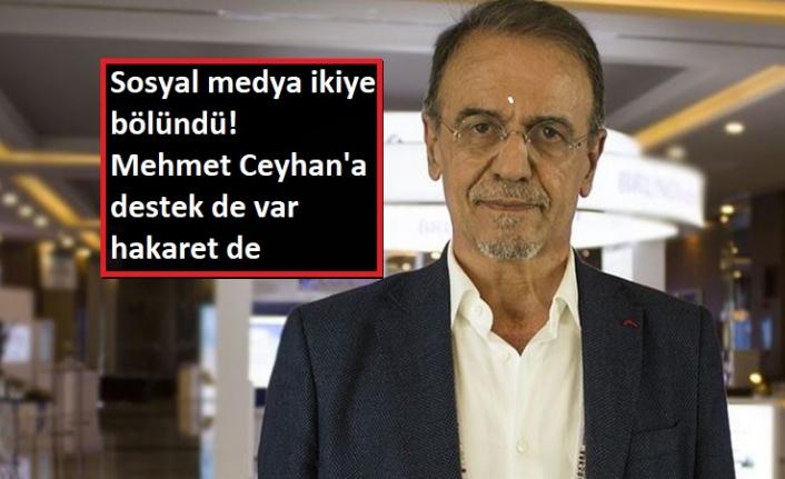 Mehmet Ceylan'a Tepkiler Twitter'da Gündem Oldu