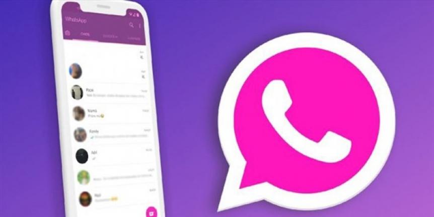 Pembe WhatsApp kullanıcı bilgilerini ele geçiriyor