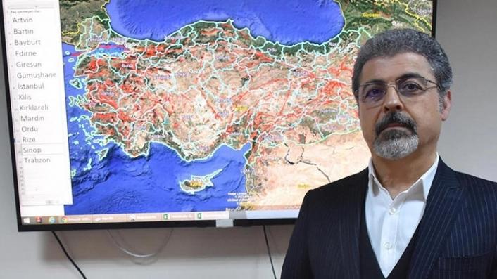Prof. Dr.Sözbilir deprem riski en yüksek illeri sıraladı!