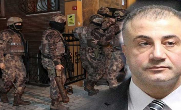 Sedat Peker dahil 63 kişiye 'organize suç örgütü' operasyonu