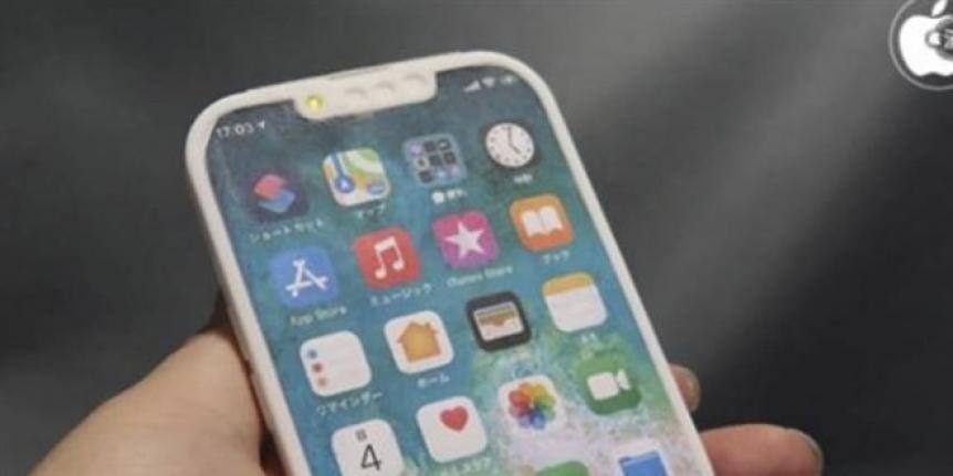 Yeni iPhone 13'ten bir sızıntı daha: Çentik ve ön kamerada değişiklik