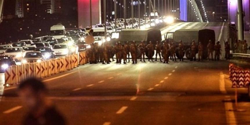 Yüzde 72,7 'Darbeye karşı sokağa çıkarım' diyor