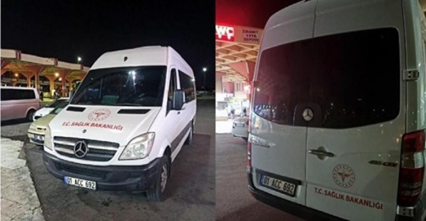 Adana'da akılalmaz olay! Bakanlık logosunu kullanmış