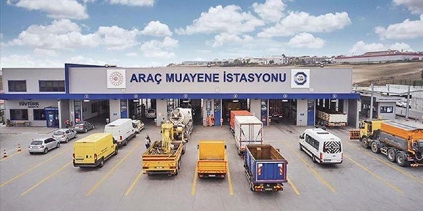 Araç muayene istasyonları tam kapanma sürecinde açık mı?