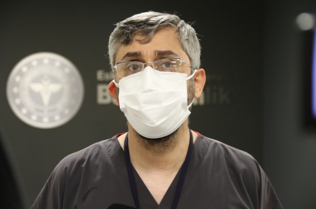 Başhekim: Dünya'nın Her Yerinden Hasta Kabul Ediyoruz