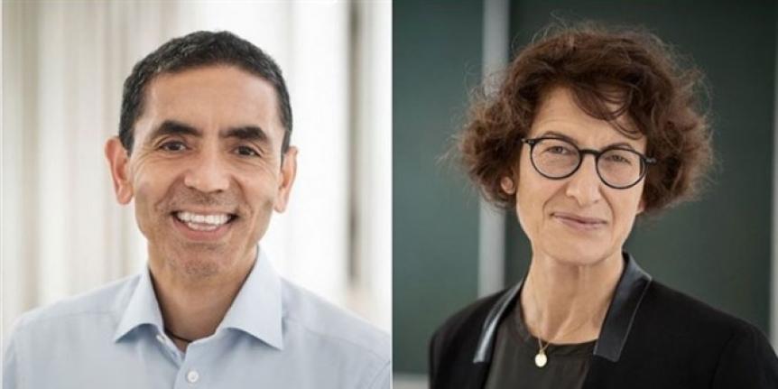 BioNTech Çalışanlarını 1,5  Yıl Sonra Aşıladı