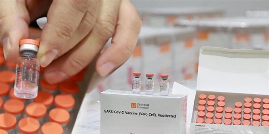 Çin Aşısı Yapılan Sağlık Çalışanlarında Antikor Oranı Yüzde 98.2