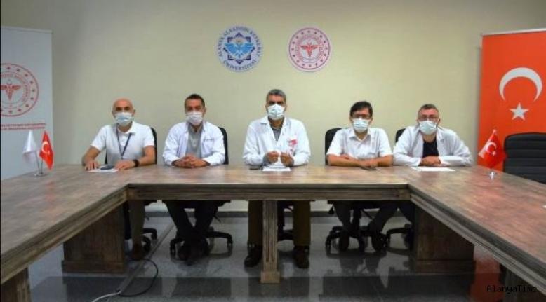 Eğitim Araştırma Hastanesinde yönetim kadrosu değişimi devam ediyor