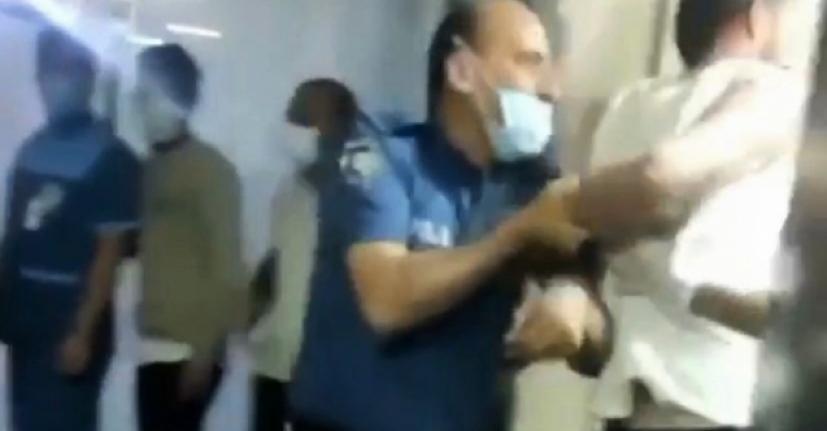 Hemşireye Saldıran Şüpheli Tutuklandı!