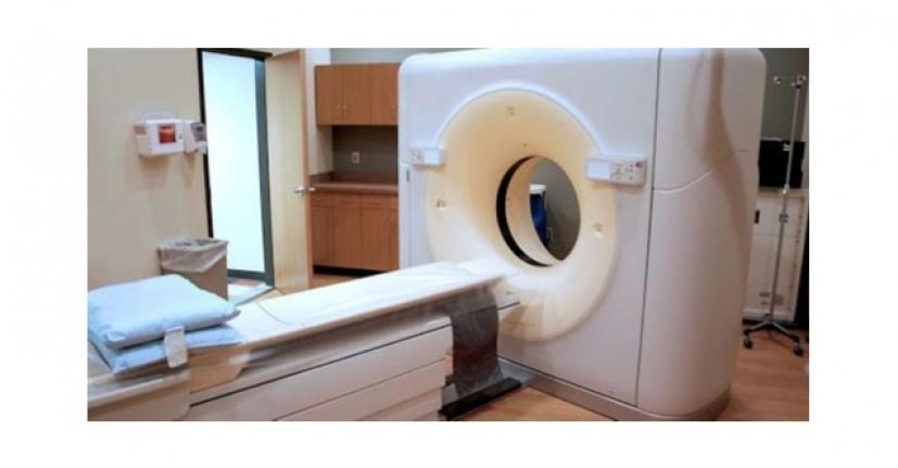 Karasu'da yılldardır beklenen tomografi cihazı geldi