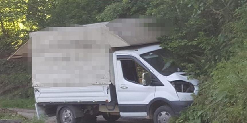 Kazada diş hekimi yaralandı, eşi öldü