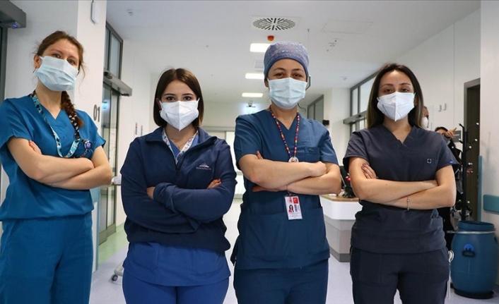 Sağlıkçıların Bu 3 Gün Nöbet Ücreti % 20 Fazla Olacak