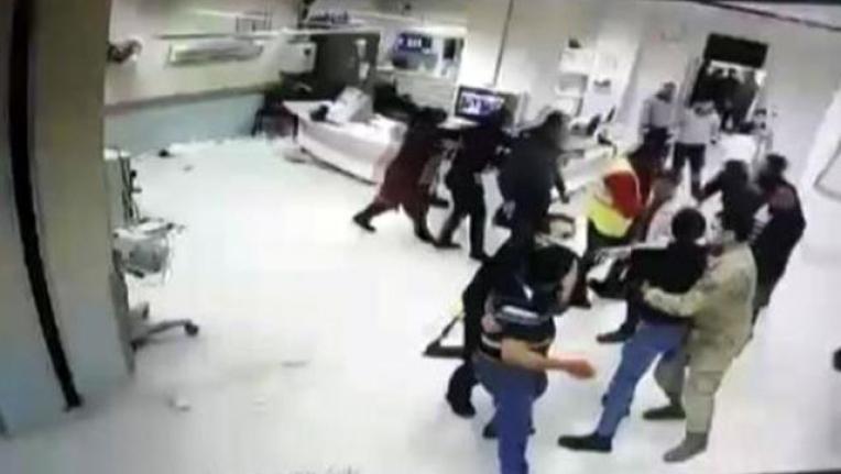 Savcı Hemşireye Saldırıya 2 Yıl Hapis İstedi