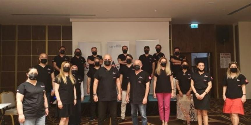 Aile hekimliği çalışanları Antalya'da çalıştayda buluştu