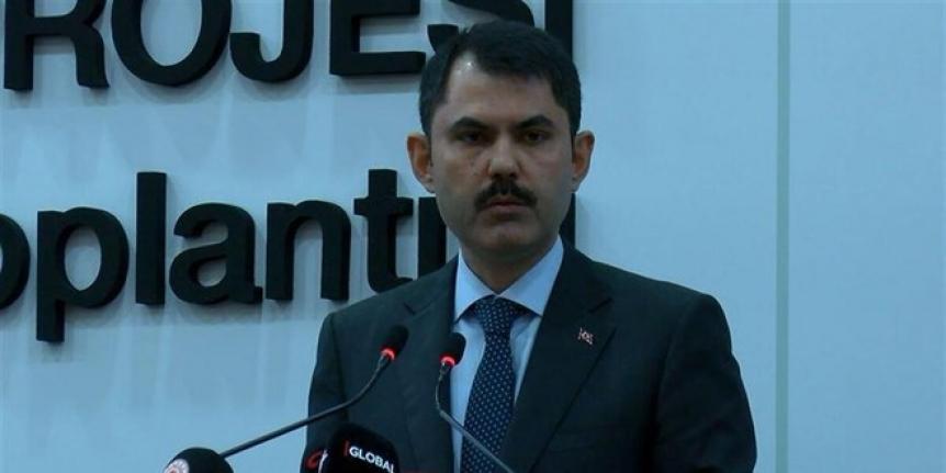 Bakan Kurum: 1 Ocak 2022'de depozito sistemine geçilecek