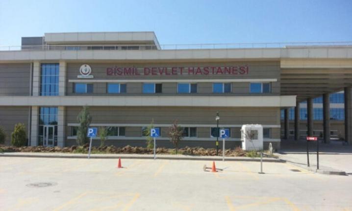 Devlet Hastanesi'nde MHP ilçe başkanı ile başhekim arasında gerginlik