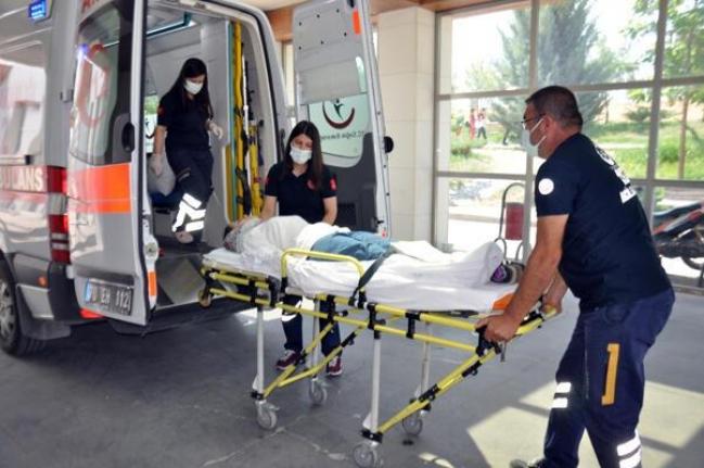 Doktorların İçinde Bulunduğu Araç Kaza Yaptı: 10 Yaralı