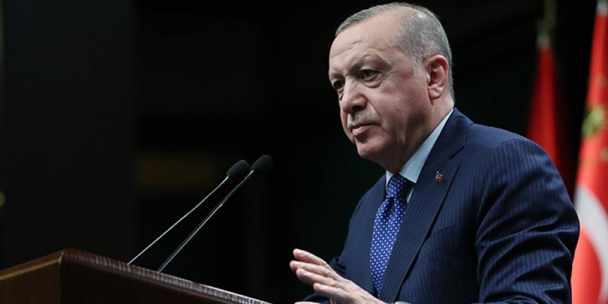 Erdoğan'dan Kılıçdaroğlu'na: Hala özür bekliyoruz