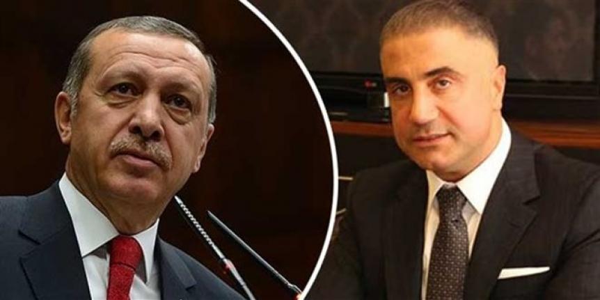 Erdoğan'dan Sedat Peker talimatı!
