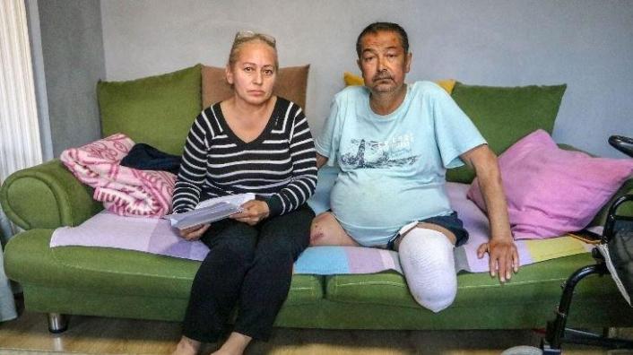 Eşinin ameliyatı için biriktirdiği parayı sahte doktora kaptırdı