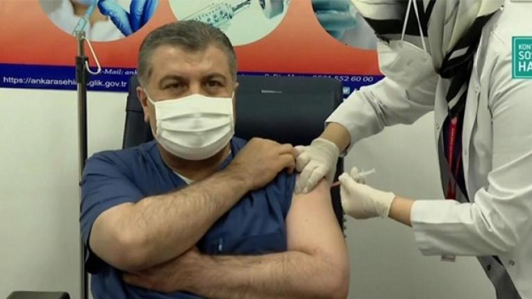 KOCA: Aile hekimleri de BioNTech aşısı yapmaya başlayacak