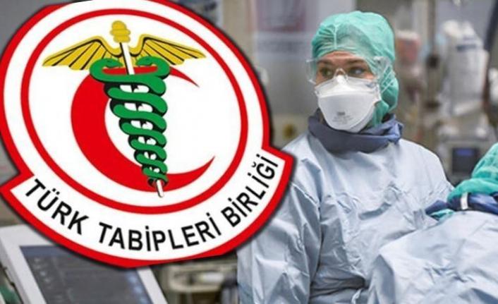 TTB: Koronavirüs nedeniyle 403 aktif sağlık çalışanı yaşamını yitirdi