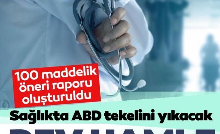 Türkiye, 2019'da sağlığa yaklaşık 201 milyar lira harcadı.