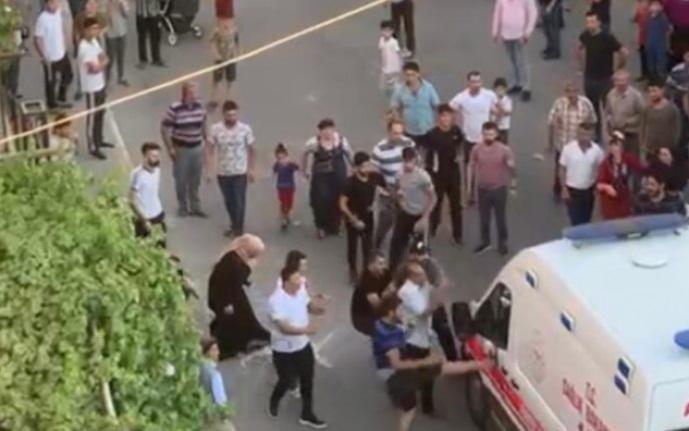 Ambulansa Saldıranlar Tutuklandı